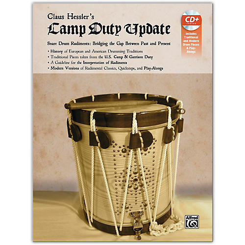 Alfred Claus Hessler's Camp Duty Update Book & CD