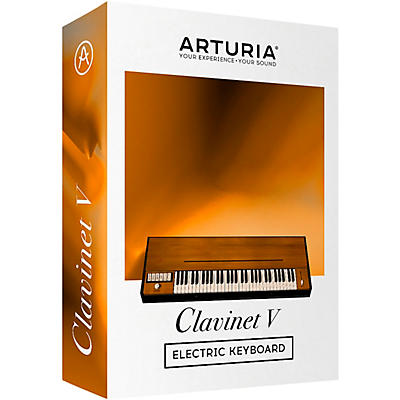 Arturia Clavinet V (Software Download)