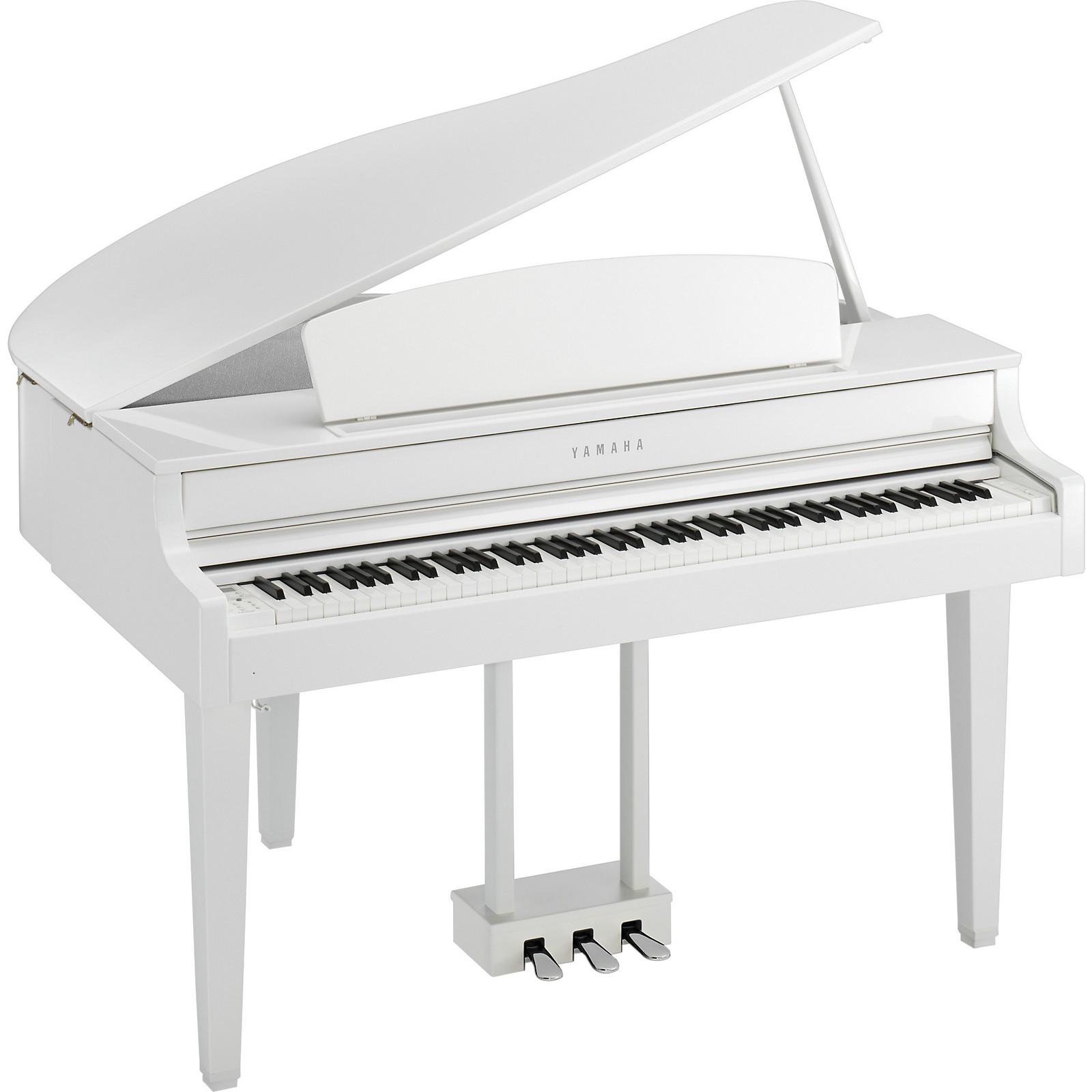 Yamaha Clavinova CLP-665 Digital Grand Piano with Bench