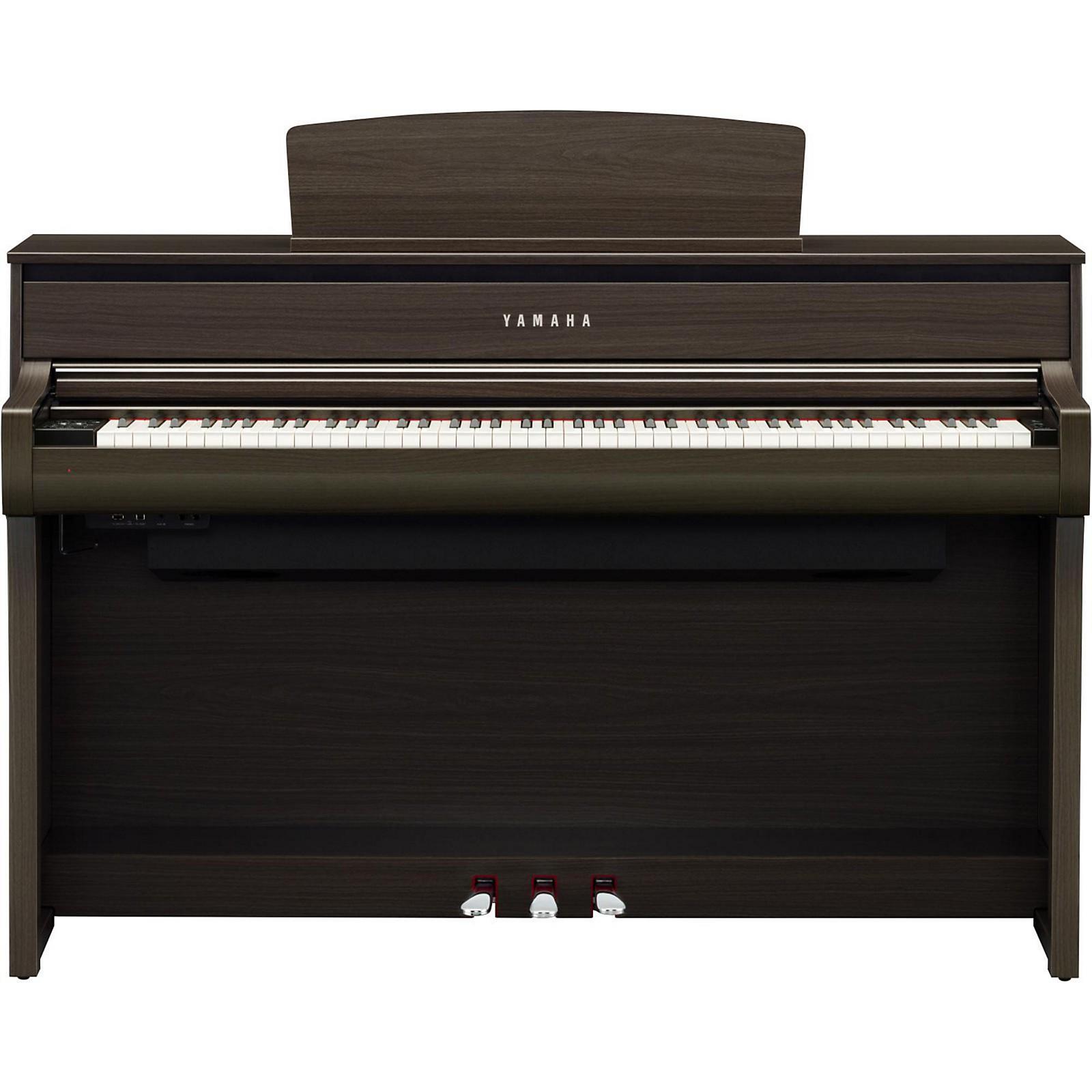 Yamaha Clavinova CLP-675 Console Digital Piano with Bench