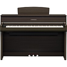 Yamaha Clavinova CLP-675 Console Digital Piano with Bench