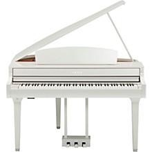 Clavinova CLP-695 Digital Grand Piano White
