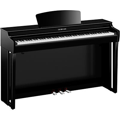 Yamaha Clavinova CLP-725 Console Digital Piano with Bench