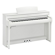 Yamaha Clavinova CLP-745 Console Digital Piano With Bench