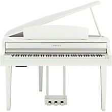 Yamaha Clavinova CLP-765 console digital piano with bench