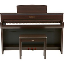 Clavinova CLP675 Console Digital Piano with Bench Rosewood