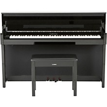 Clavinova CLP685 Console Digital Piano with Bench Polished Ebony