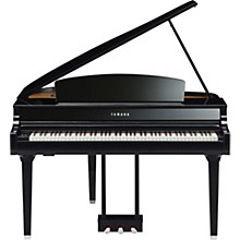 Clavinova CLP695 Digital Grand Piano Ebony Polish