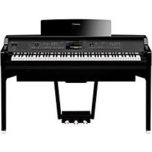 Clavinova CVP-809 Console Digital Piano with Bench Polished Ebony