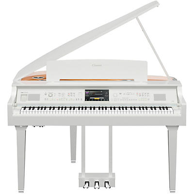 Yamaha Clavinova CVP-809 Digital Grand Piano with Bench