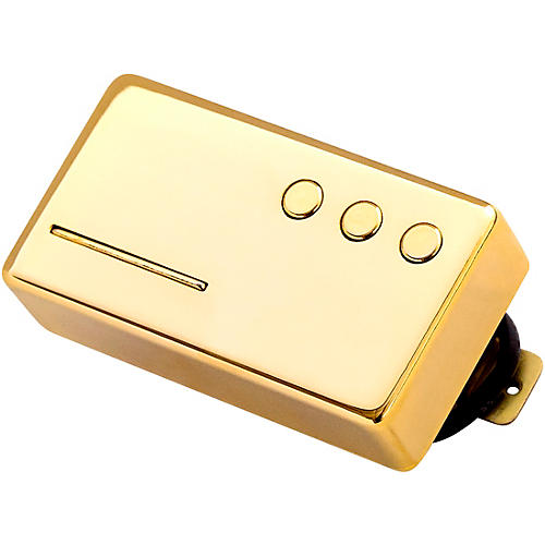 Railhammer Cleancut Humcutter Pickup Gold Neck