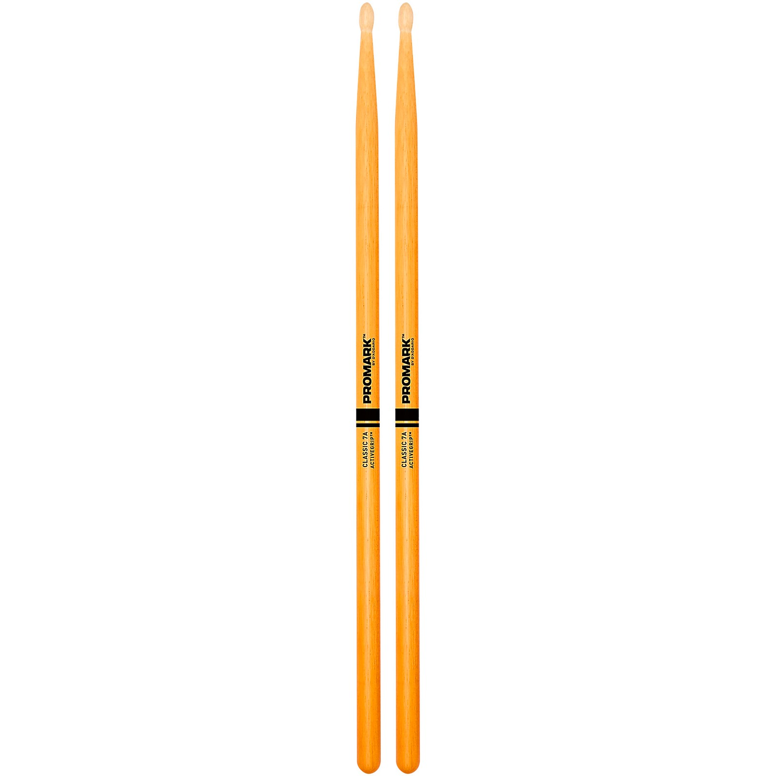 Promark Clear ActiveGrip Drumsticks