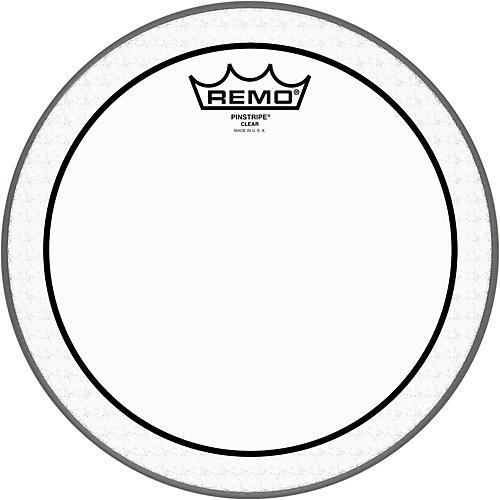 Remo Clear Pinstripe Head