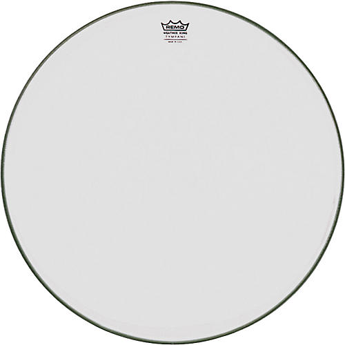 Remo Clear Regular Timpani Head Condition 1 - Mint  29 in.