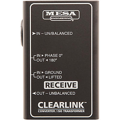 Gibson Clearlink (Receive) Converter & ISO Transformer