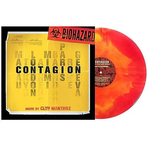 Alliance Cliff Martinez - Contagion (Original Soundtrack)