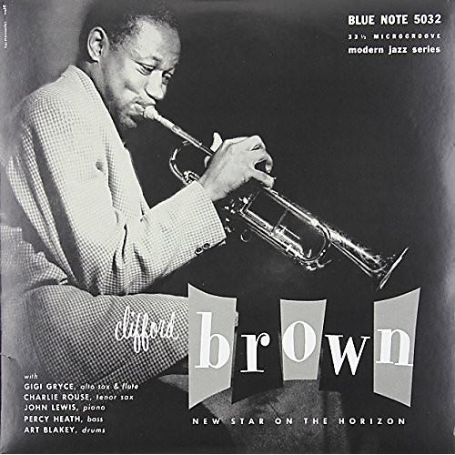 Alliance Clifford Brown - New Star on the Horizon