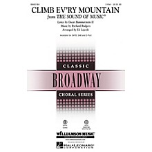Hal Leonard Climb Ev'ry Mountain (from The Sound of Music) 2-Part arranged by Ed Lojeski