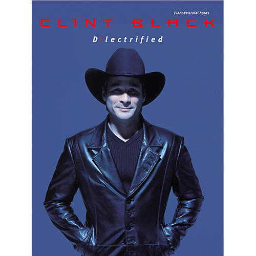Alfred Clint Black D'lectrified Book