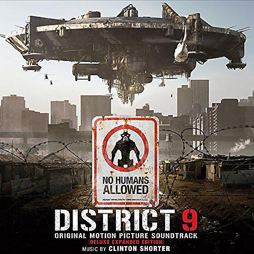Alliance Clinton Shorter - District 9 (Original Soundtrack)