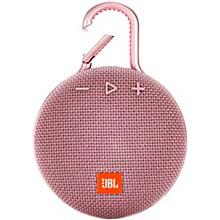Clip 3 Waterproof Portable Bluetooth Speaker Pink