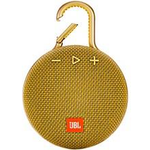 Clip 3 Waterproof Portable Bluetooth Speaker Yellow