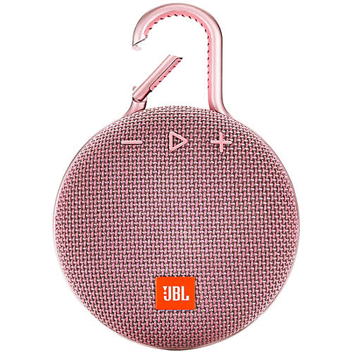 JBL Clip 3 Waterproof Portable Bluetooth Speaker w/10 Hours Of Playtime