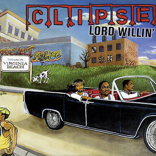 Alliance Clipse - Lord Willin'