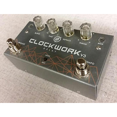 GFI Musical Products Clockwork V3 Effect Pedal