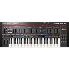 Roland Cloud JUNO-106 Software Synthesizer (Download)