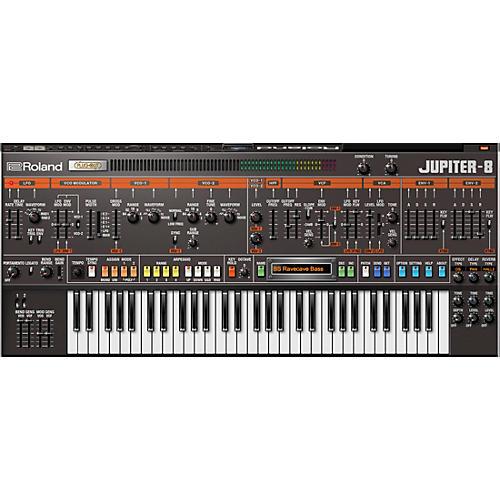 Roland Cloud Cloud JUPITER-8 Software Synthesizer (Download)