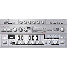 Roland Cloud TB-303 Software Synthesizer (Download)