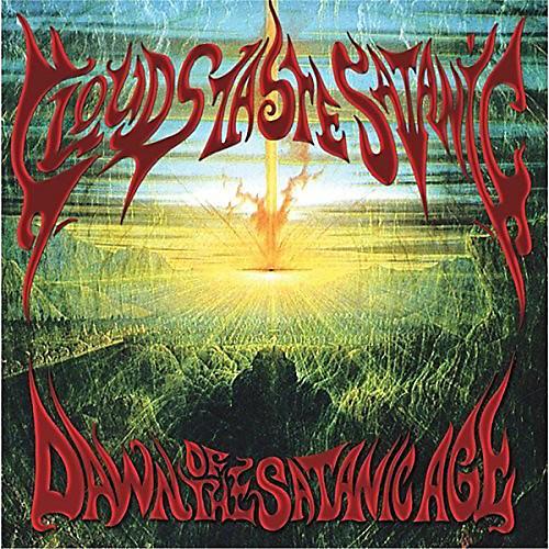 Alliance Clouds Taste Satanic - Dawn Of The Satanic Age