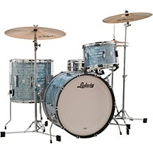 Club Date 3-Piece Fab Shell Pack with 22 in. Bass Drum Sky Blue Pearl