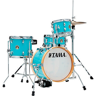 "TAMA Club-JAM Flyer 4-Piece Shell Pack With 14"" Bass Drum"