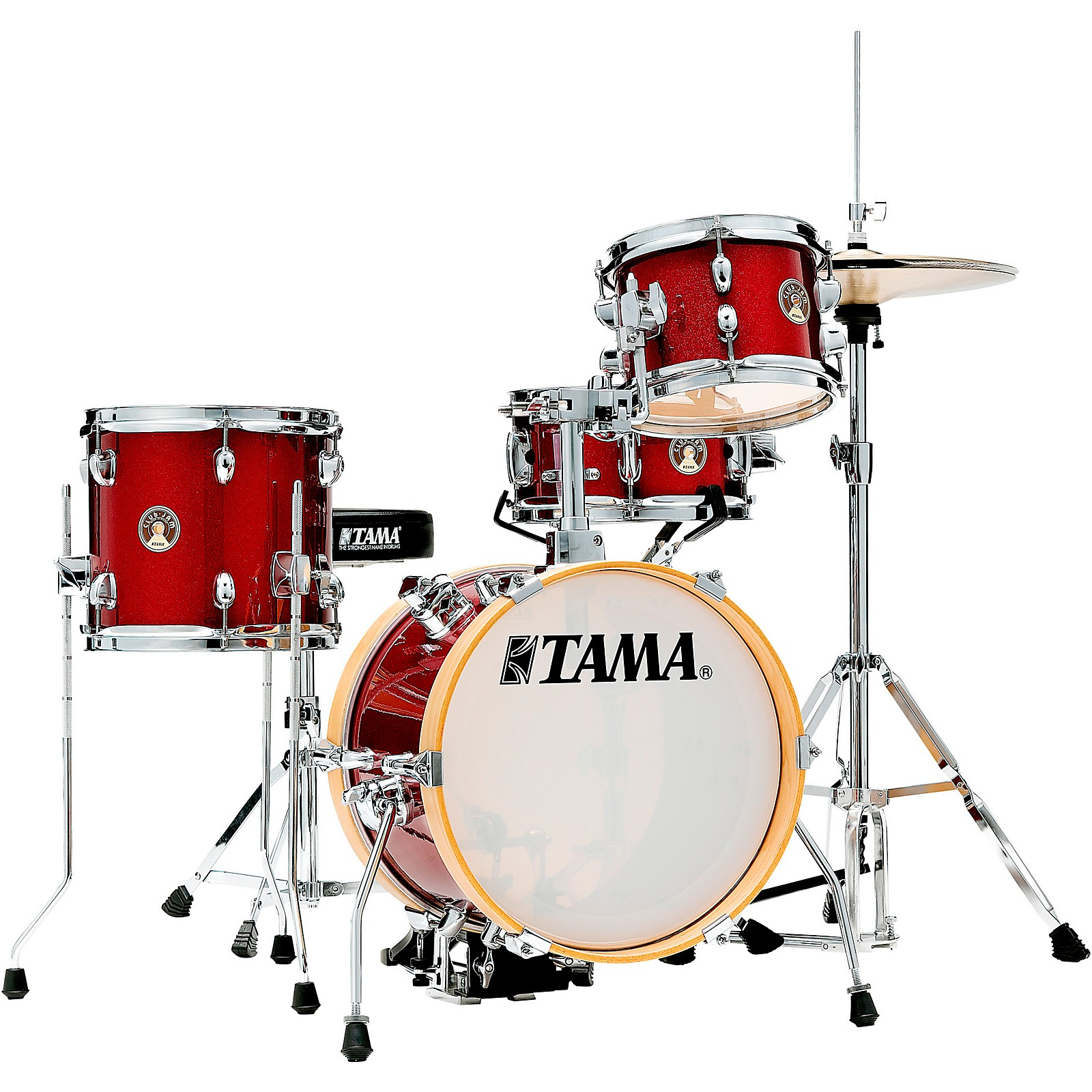 TAMA Club-JAM Flyer 4-Piece Shell Pack With 14