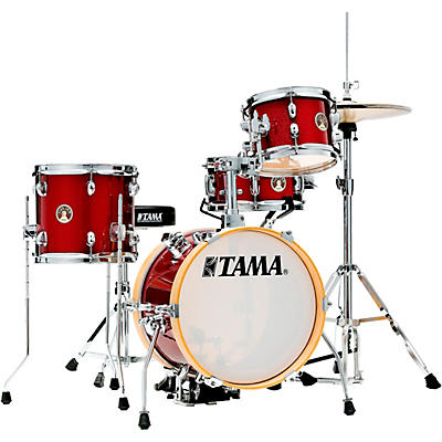 """TAMA Club-JAM Flyer 4-Piece Shell Pack With 14"""" Bass Drum"""