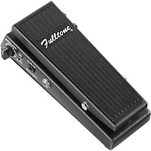 Open Box Fulltone Clyde Deluxe Wah Guitar Effects Pedal