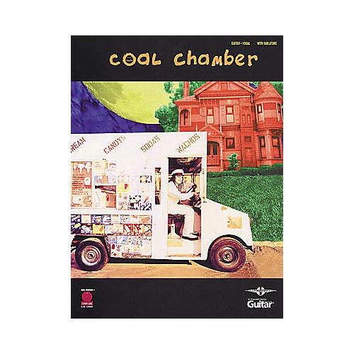 Cherry Lane Coal Chamber Guitar Tab Book