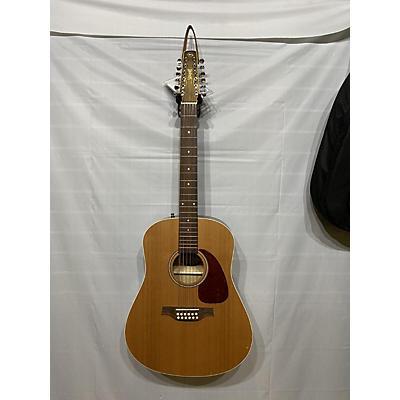 Seagull Coastline Cedar 12 QIT 12 String Acoustic Electric Guitar