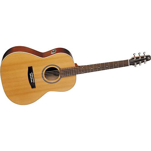 seagull coastline cedar folk acoustic electric guitar musician 39 s friend. Black Bedroom Furniture Sets. Home Design Ideas