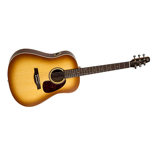 Seagull Coastline S6 Creme Brulee SG QI Acoustic-Electric Guitar