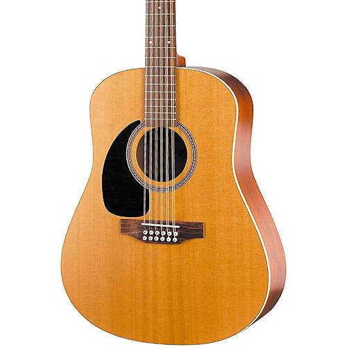 Seagull Coastline Series S12 Dreadnought Left-Handed 12-String Acoustic Guitar