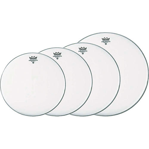 Remo Coated Ambassador Standard Pro Pack with Free 14 in. Coated Ambassador Snare Drum Head