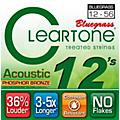 Cleartone Coated Phosphor-Bronze Bluegrass Acoustic Guitar Strings thumbnail