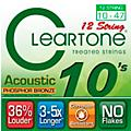 Cleartone Coated Phosphor-Bronze Light Acoustic Guitar Strings thumbnail