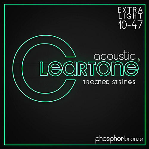 Cleartone Coated Phosphor Bronze Ultra Light Acoustic