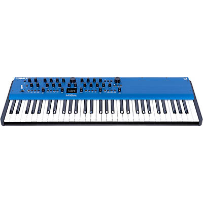 Modal Electronics Limited Cobalt8 61-Key 8 Voice Extended Virtual Analog Synthesizer