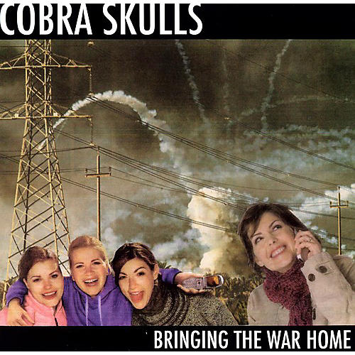 Alliance Cobra Skulls - Bringing the War Home