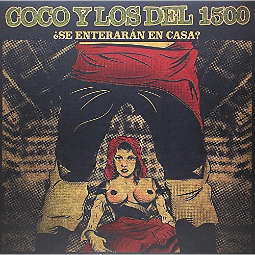 Alliance Coco Y Los Del 1500 - Se Enteraran En Casa?